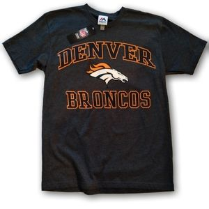 Denver Broncos Performance Tee Shirt Men's
